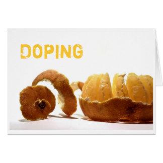 Doping Felicitaciones