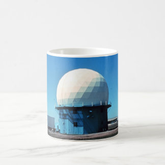 Doppler Weather Radar Station - Norman Classic White Coffee Mug