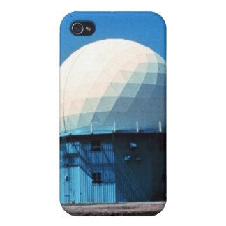 Doppler Weather Radar Station - Norman iPhone 4 Case