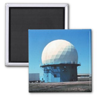 Doppler Weather Radar Station - Norman Magnet