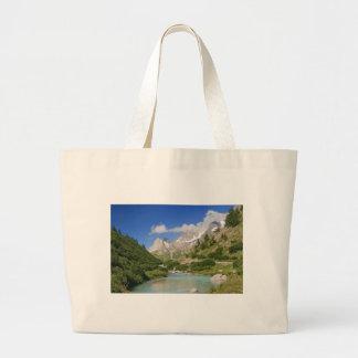Dora stream, Veny Valley Canvas Bag
