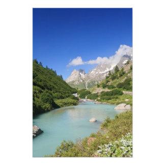 Dora stream, Veny Valley, Italy Photograph