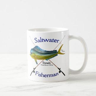 Dorado Saltwater fisherman mug