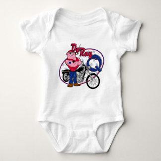 dorag baby bodysuit