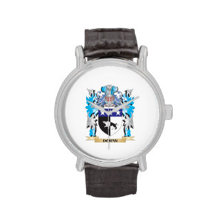 Doran Coat of Arms - Family Crest Watches