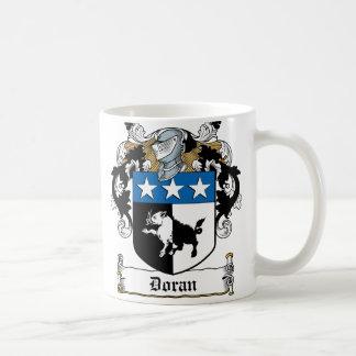Doran Family Crest Coffee Mug