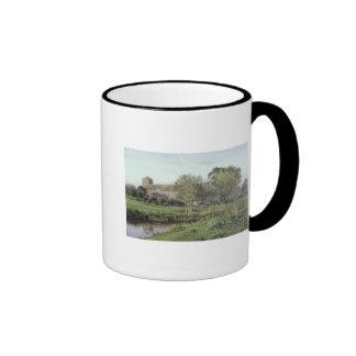 Dorchester Abbey, Near Wallingford Ringer Mug