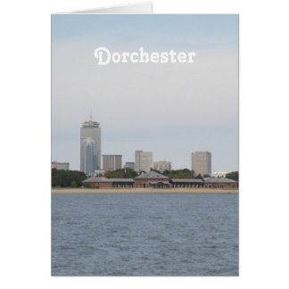 Dorchester Stationery Note Card