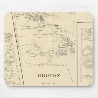 Dorchester, Groton, Benton Mouse Pad