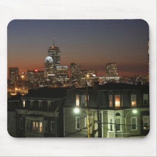 Dorchester Heights neighborhood of Boston Mouse Pad