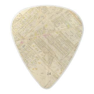 Dorchester, Massachusetts 2 Acetal Guitar Pick
