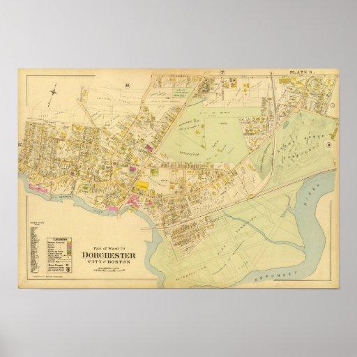Dorchester, Massachusetts 3 Póster