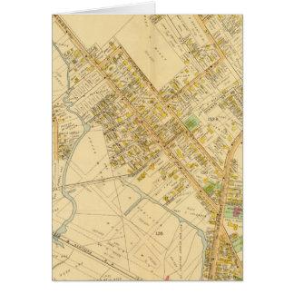 Dorchester, Massachusetts 5 Tarjeta