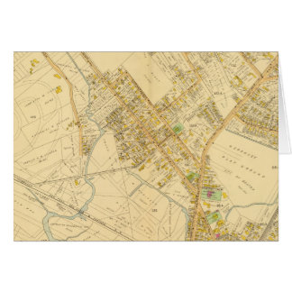 Dorchester, Massachusetts 5 Tarjeta De Felicitación