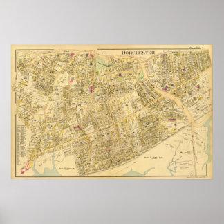 Dorchester, Massachusetts 6 Póster