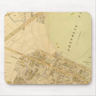 Dorchester, Massachusetts Mouse Pad