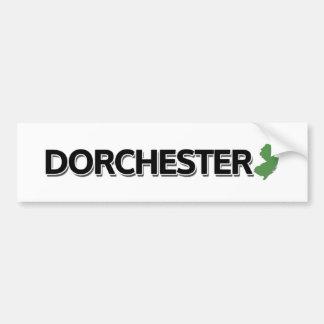 Dorchester, New Jersey Bumper Sticker