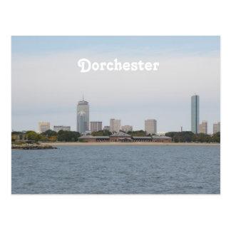 Dorchester Tarjeta Postal