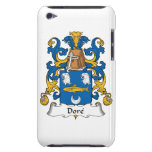 Dore Family Crest iPod Case-Mate Cases