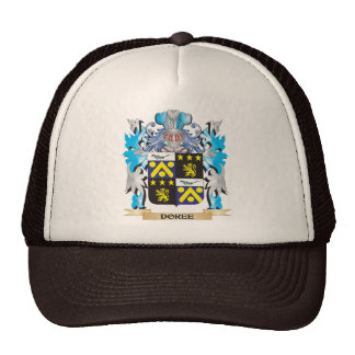 Doree Coat of Arms - Family Crest Trucker Hat