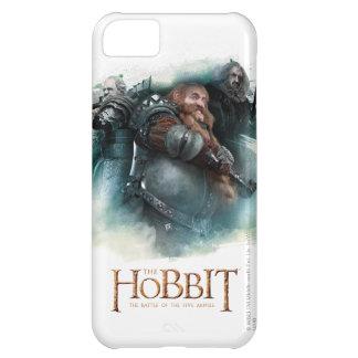 Dori, Bombur, & Oin Graphic Cover For iPhone 5C