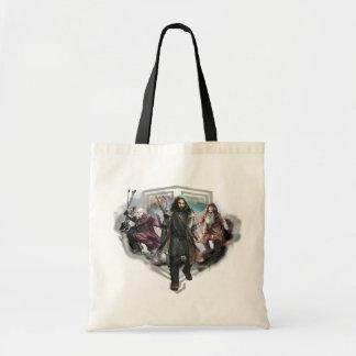 Dori, Kili, and Bifur Budget Tote Bag