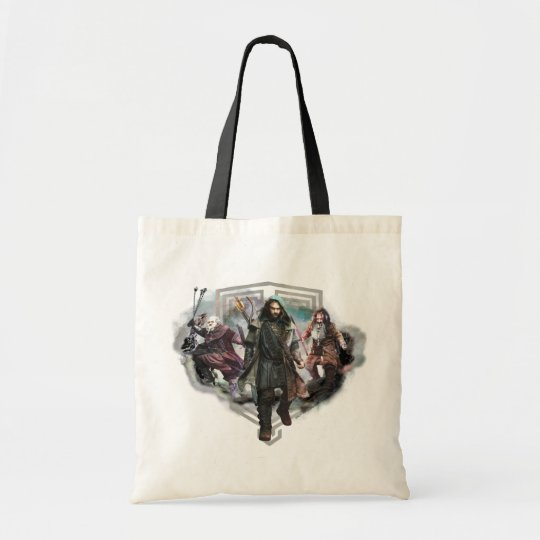 Dori, Kili, and Bifur Tote Bag