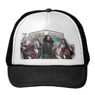 Dori, Kili, and Bifur Trucker Hat