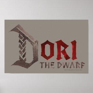 Dori Name Posters