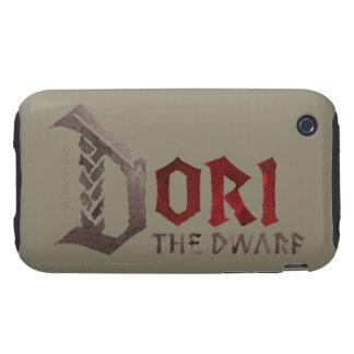 Dori Name Tough iPhone 3 Case