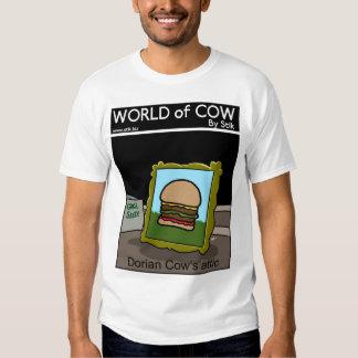 Dorian Cow's attic T-shirt