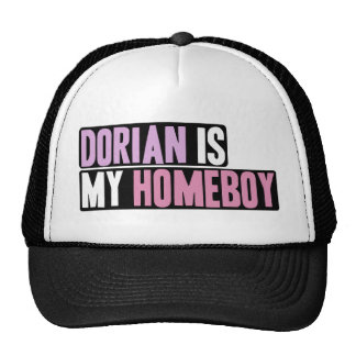 Dorian is my Homeboy Mesh Hat