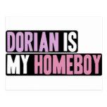 Dorian is my Homeboy Postcard