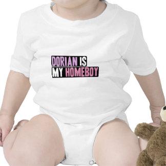 Dorian is my Homeboy Romper