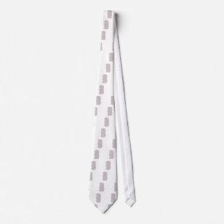 Doric Word Map Tie