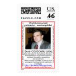 Dorin COJOCARIU (USA) Postage Stamp