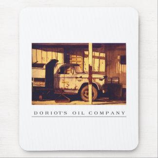 Doriot's Oil Company    Goshen, Indiana Mouse Pad