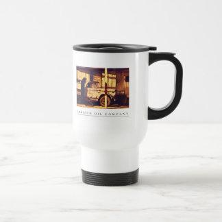 Doriot's Oil Company    Goshen, Indiana Coffee Mugs