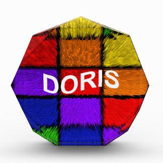 DORIS AWARD