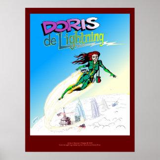 Doris de Lightning poster
