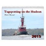 Doris Moran--Tugspotting Calendario De Pared