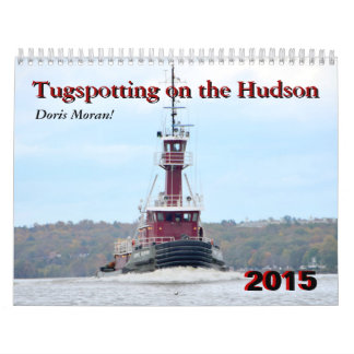 Doris Moran--Tugspotting Wall Calendar
