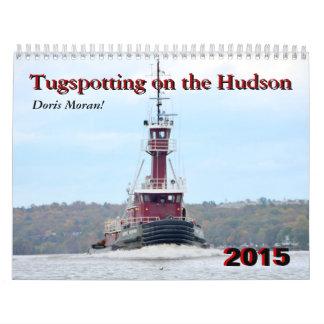 Doris Moran--Tugspotting Calendar