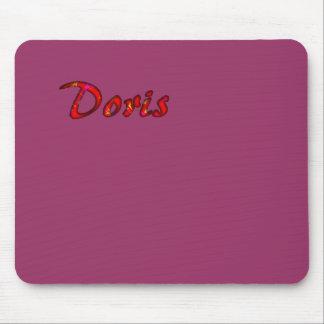 Doris mouse pad