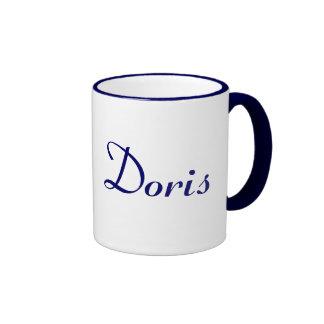 Doris Mugs