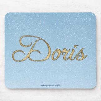 DORIS Name Personalised Gift Mousepad