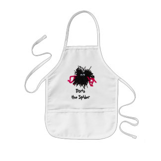 Doris the Spider Kids' Apron