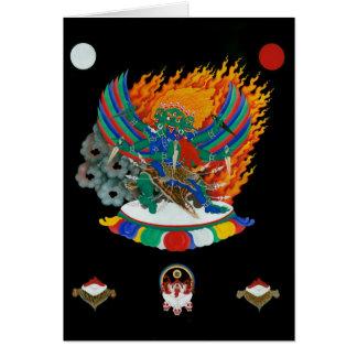 Dorje Phurba [card] Greeting Card