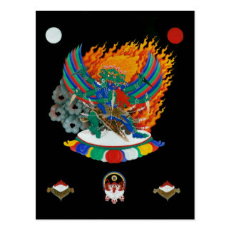 Dorje Phurba [postcard]
