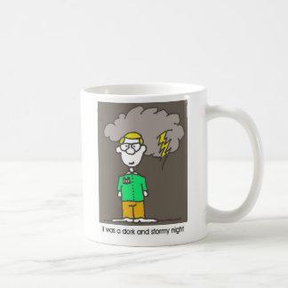 Dork And Stormy Night Coffee Mug
